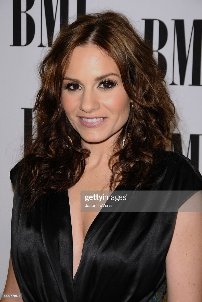 Kara DioGuardi attends BMI's 58th annual Pop Awards at the Beverly Wilshire Hotel on May 18, 2010 in Beverly Hills, California.