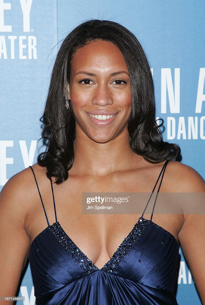 Kara Hollis attends the Alvin Ailey American Dance Theater Opening Night Gala at New York City Center on November 28, 2012 in New York City.