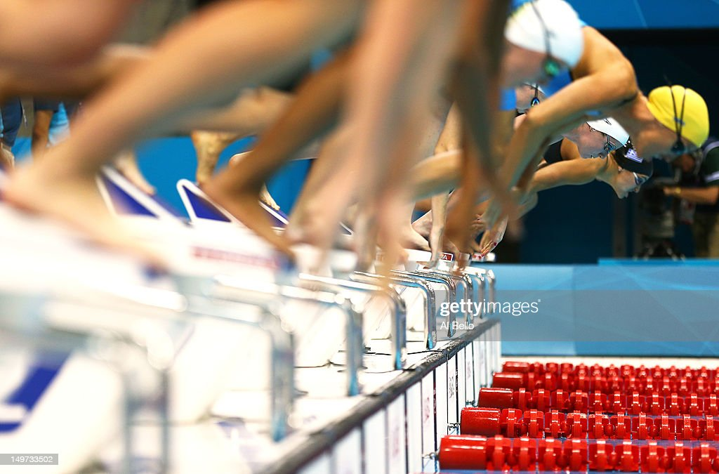 Kara lynn joyce of the united states competes in the women s 50m