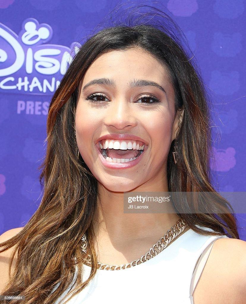 Kara Royster attends the 2016 Radio Disney Music Awards on April 30, 2016 in Los Angeles, California.