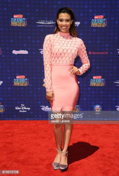 Kara Royster attends the 2017 Radio Disney Music Awards at Microsoft Theater on April 29 2017 in Los Angeles California