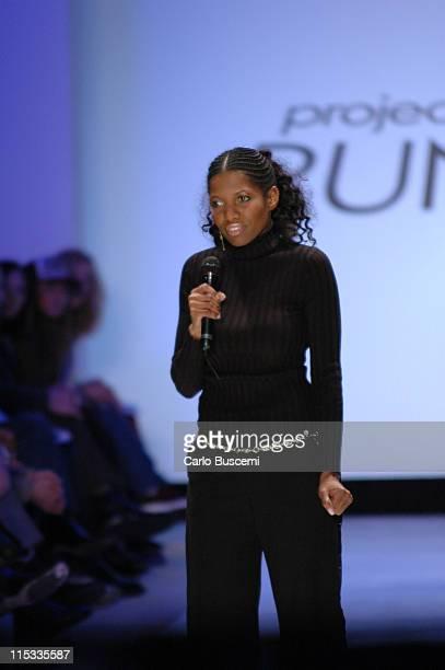 Kara Saun designer for 'Project Runway' Fall 2005