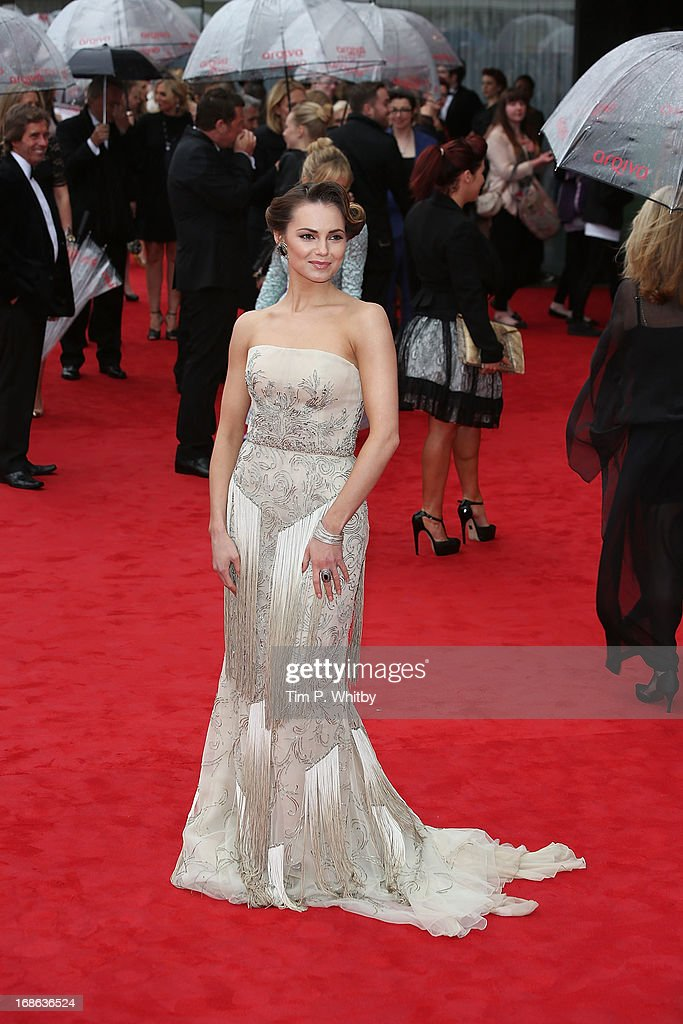 Kara Tointon attends the Arqiva British Academy Television Awards 2013 at the Royal Festival Hall on May 12, 2013 in London, England.