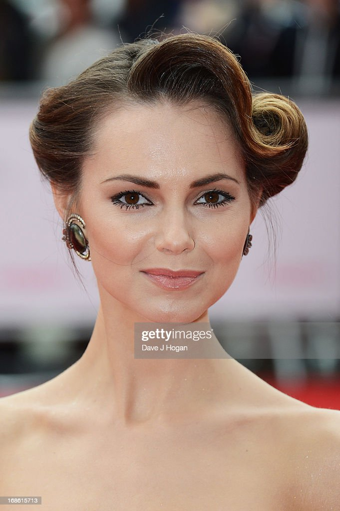 Kara Tointon attends the BAFTA TV Awards 2013 at The Royal Festival Hall on May 12, 2013 in London, England.