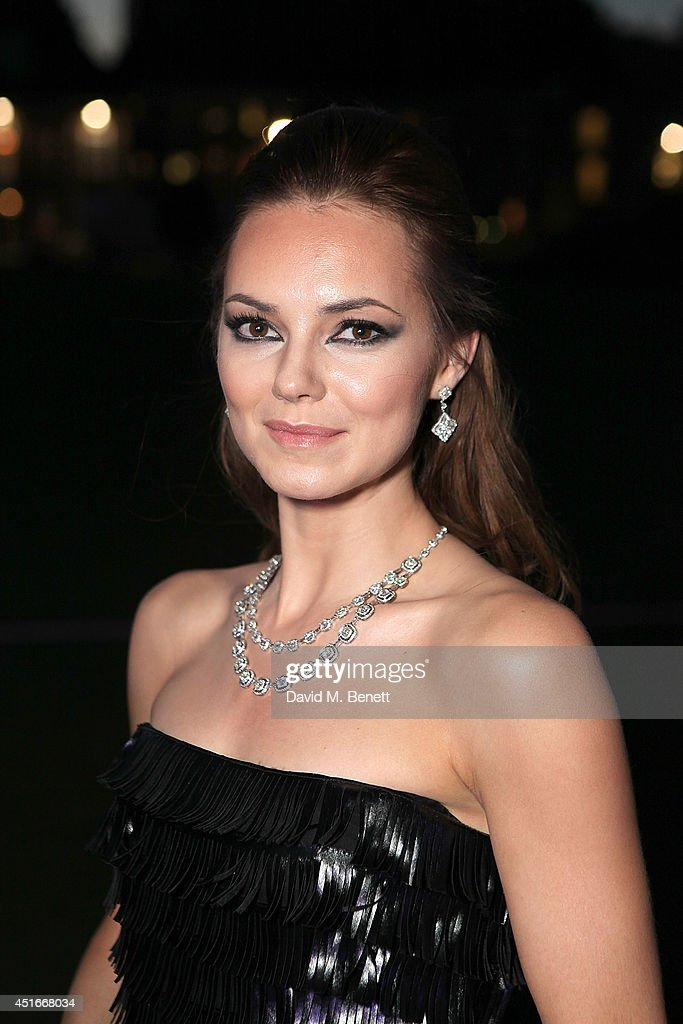 <a gi-track='captionPersonalityLinkClicked' href=/galleries/search?phrase=Kara+Tointon&family=editorial&specificpeople=559464 ng-click='$event.stopPropagation()'>Kara Tointon</a> attends The Grand Prix Ball at the Royal Artillery Gardens on July 3, 2014 in London, England.