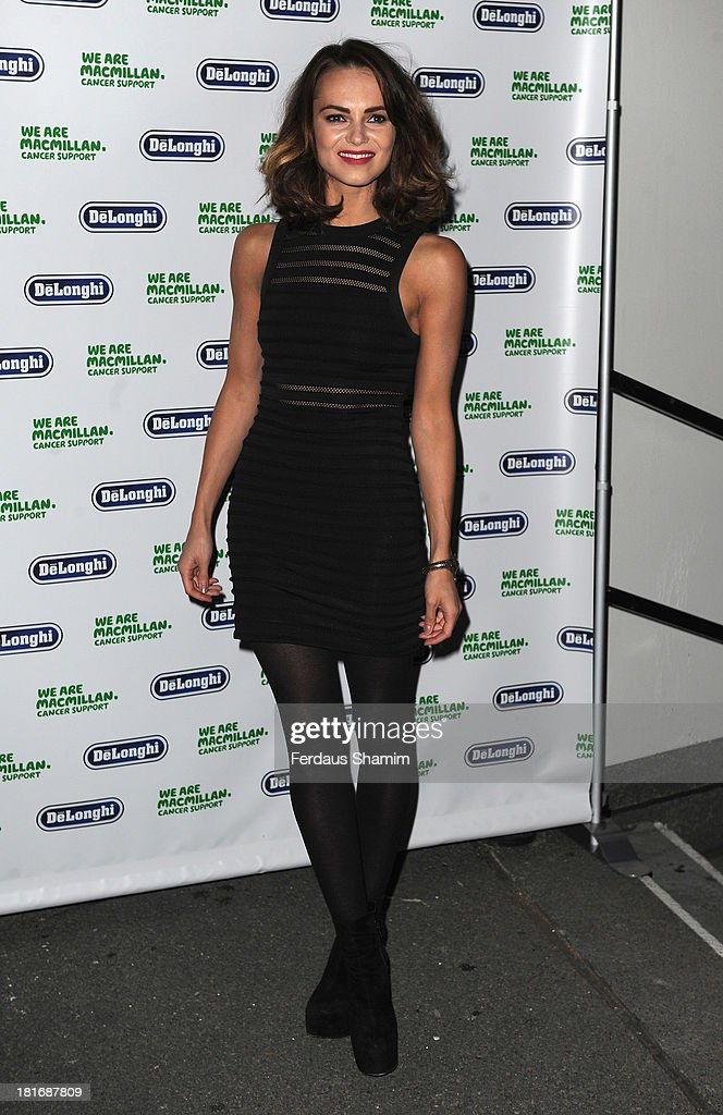<a gi-track='captionPersonalityLinkClicked' href=/galleries/search?phrase=Kara+Tointon&family=editorial&specificpeople=559464 ng-click='$event.stopPropagation()'>Kara Tointon</a> attends the Macmillan De'Longhi Art auction 2013 at Royal Academy of Arts on September 23, 2013 in London, England.