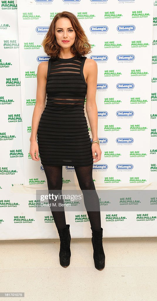 <a gi-track='captionPersonalityLinkClicked' href=/galleries/search?phrase=Kara+Tointon&family=editorial&specificpeople=559464 ng-click='$event.stopPropagation()'>Kara Tointon</a> attends the Macmillan De'Longhi Art Auction at Royal College of Art on September 23, 2013 in London, England.