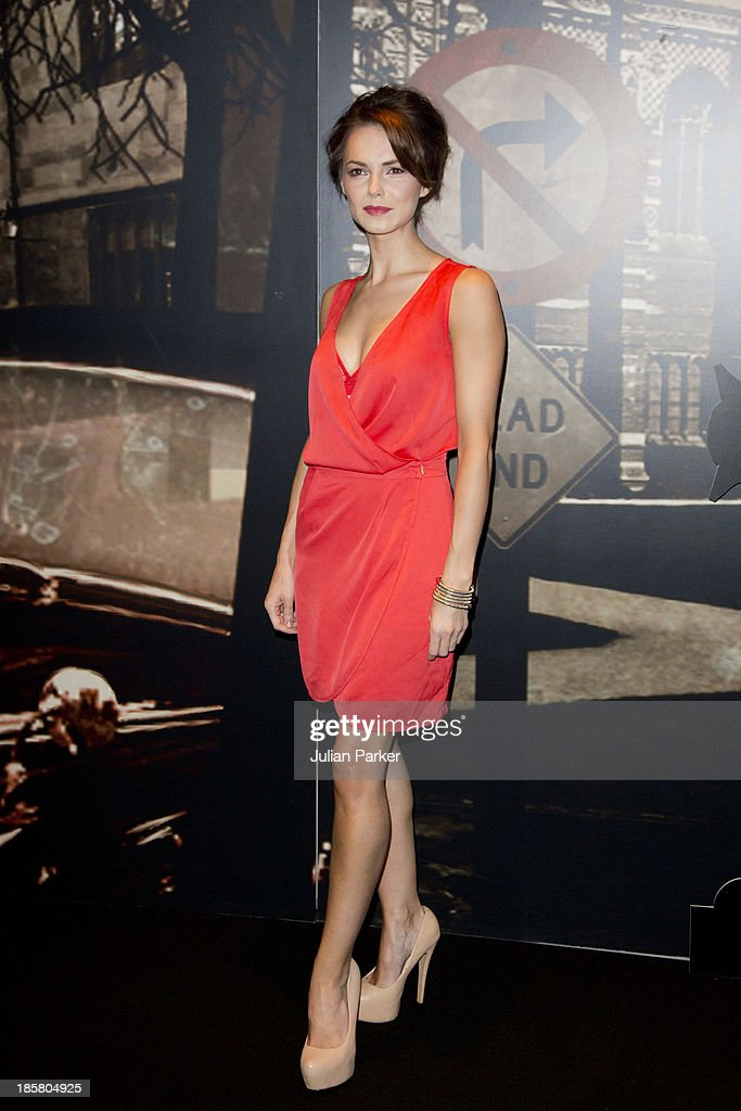 <a gi-track='captionPersonalityLinkClicked' href=/galleries/search?phrase=Kara+Tointon&family=editorial&specificpeople=559464 ng-click='$event.stopPropagation()'>Kara Tointon</a> attends the Specsavers Crime Thriller Awards at The Grosvenor House Hotel on October 24, 2013 in London, England.