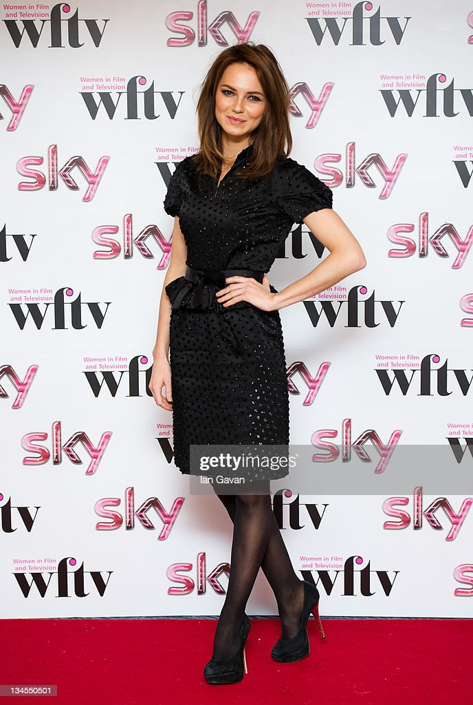 Kara Tointon attends the Women In Film And TV Awards 2011 annual ceremony celebrating the accomplishments of women working in the film and television industries at the Hilton Park Lane on December 2, 2011 in London, England.