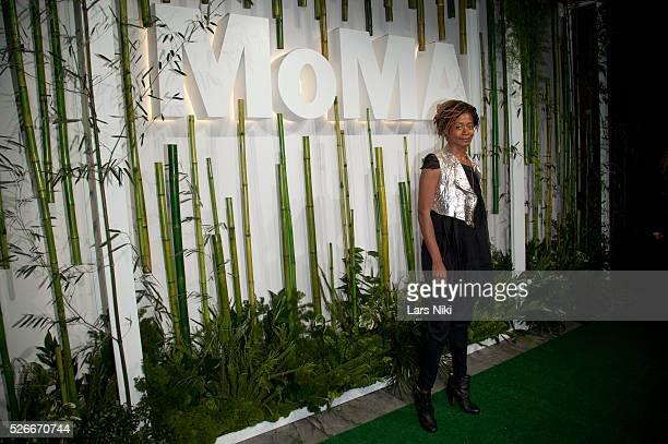 Kara Walker attends the '2015 Museum Of Modern Art Party In The Garden' Arrivals at the Museum of Modern Art in New York City �� LAN