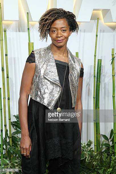 Kara Walker attends the Museum Of Modern Art's 2015 Party In The Garden at Museum of Modern Art on June 2 2015 in New York City