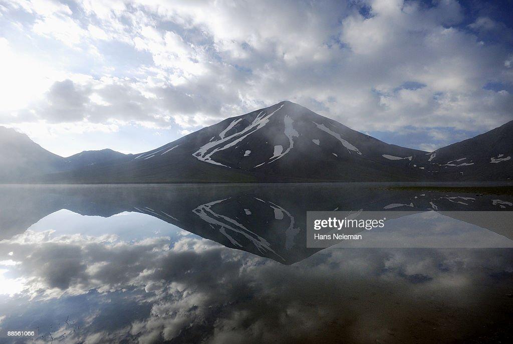 Karabakh Mountain,  : Stock Photo