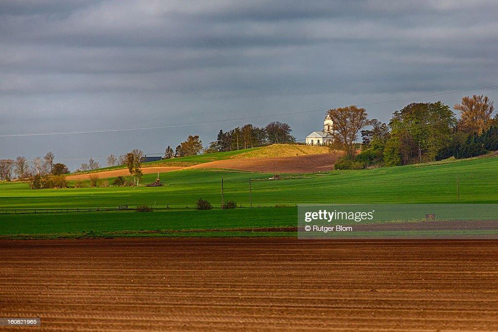 Karaby Landscape : Stock Photo
