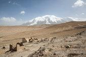 Karakorum mountain range, Xinjiang, China