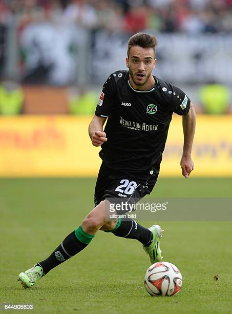 Karaman Kenan Turkey soccer player Hannover 96 May 16 2015