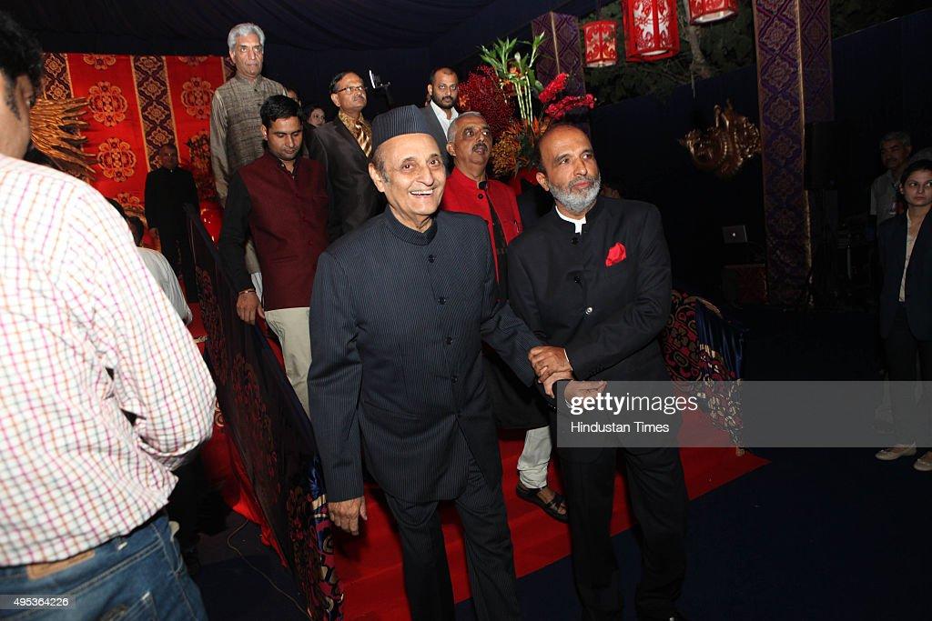 Wedding Reception Of Congress Spokesperson Abhishek Manu Singhvi's Son