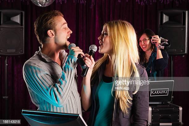 Karaoke los cantantes