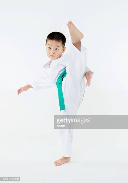 Karate niño