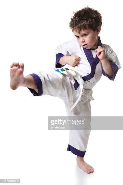 Karate Kid: Gute Front Kick