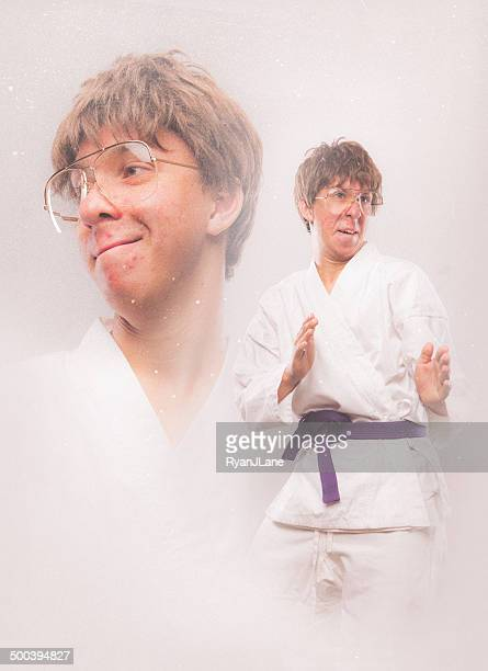 Karate Nerd Glamour Shot