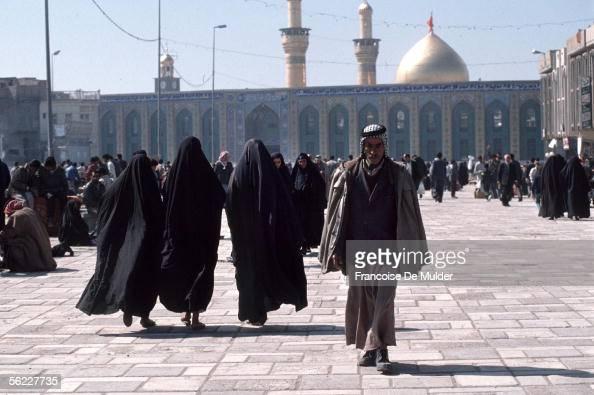 Karbala Mosque Abbas february 1991 FDM82714