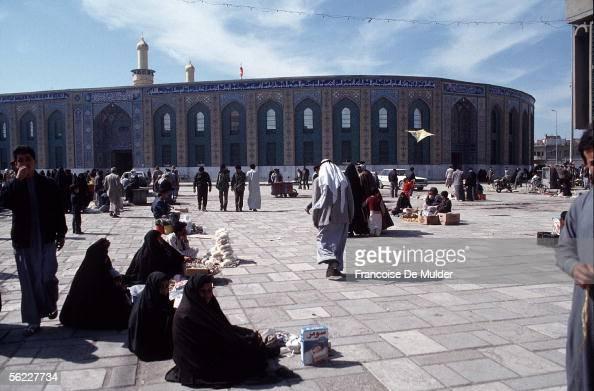Karbala Mosque Abbas february 1991 FDM8276