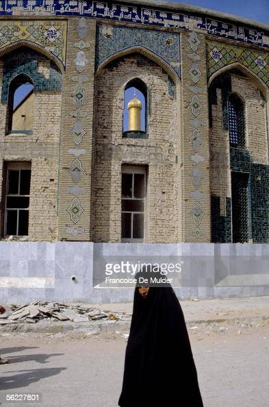 Karbala Mosque Abbas october 1991