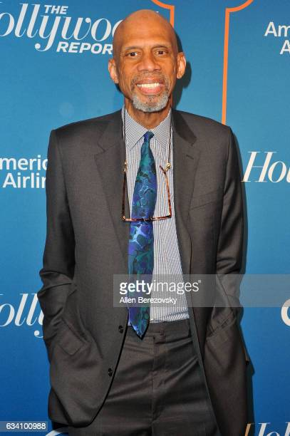 Kareem AbdulJabbar attends The Hollywood Reporter 5th Annual Nominees Night at Spago on February 6 2017 in Beverly Hills California