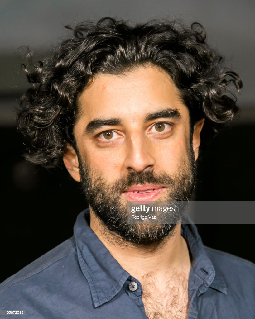 Kareem Saleh attends the 'Best Night Ever' Los Angeles Premiere at ArcLight Cinemas on January 29, 2014 in Hollywood, California.