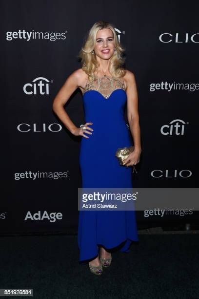 Kareena Clark attends the 2017 Clio Awards at Lincoln Center on September 27 2017 in New York City