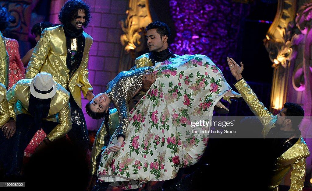Kareena Kapoor at Colors Stardust Awards in Mumbai