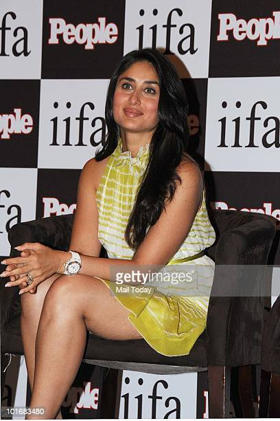 Kareena Kapoor at the IIFA Awards in Colombo on June 5 2010