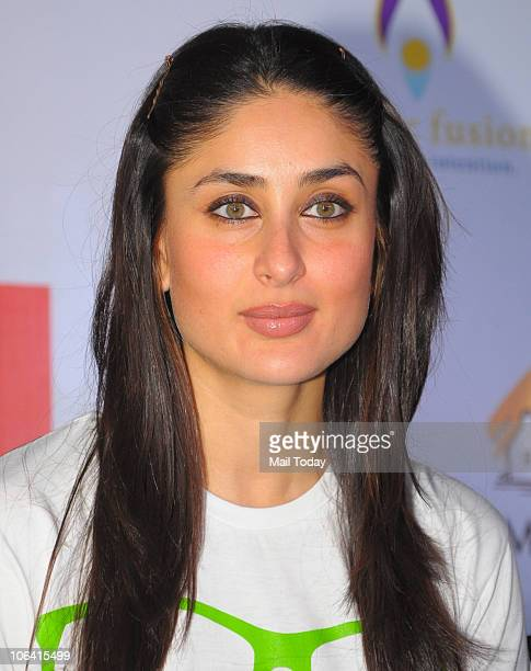 Kareena Kapoor during a promotional event in Mumbai on October 302010