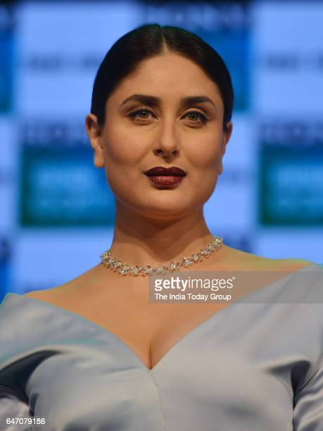 Kareena Kapoor during the launch of Sony BBC Earth Channel in Mumbai
