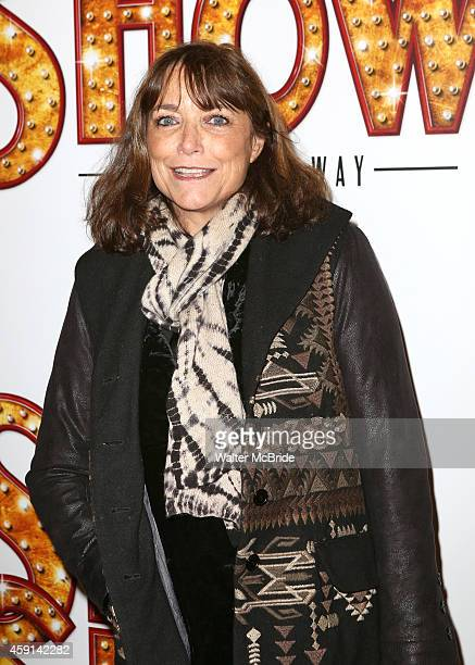 Karen Allen attends the Broadway Opening Performance of 'Side Show' at St James Theatre Theatre on November 17 2014 in New York City
