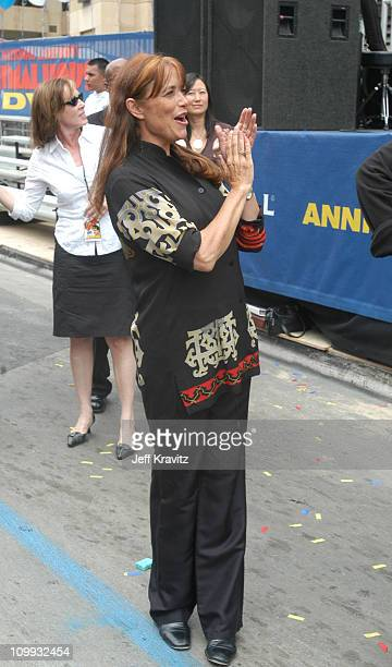 Karen Allen during Animal House 25th Anniversary Ultimate Homecoming Parade DVD Release Extravaganza at Hollywood Boulevard in Hollywood California...