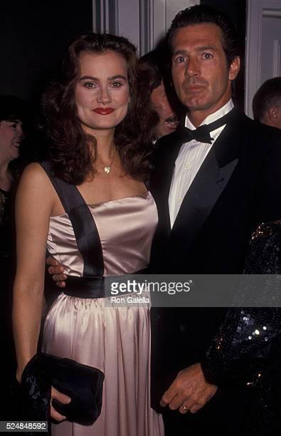 Karen BaldwinScalia former Miss Universe 1982 and her