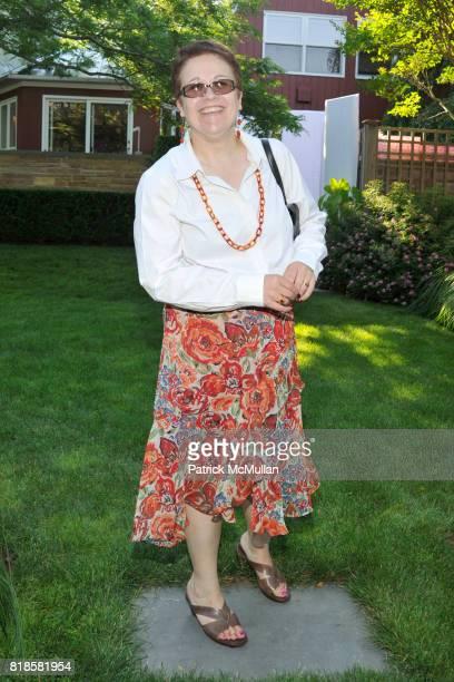 Karen Bdera attends GODS LOVE WE DELIVERMid Summer Night Drinks Benefit at Home of Chad A Leat on June 19 2010 in Bridgehampton New York
