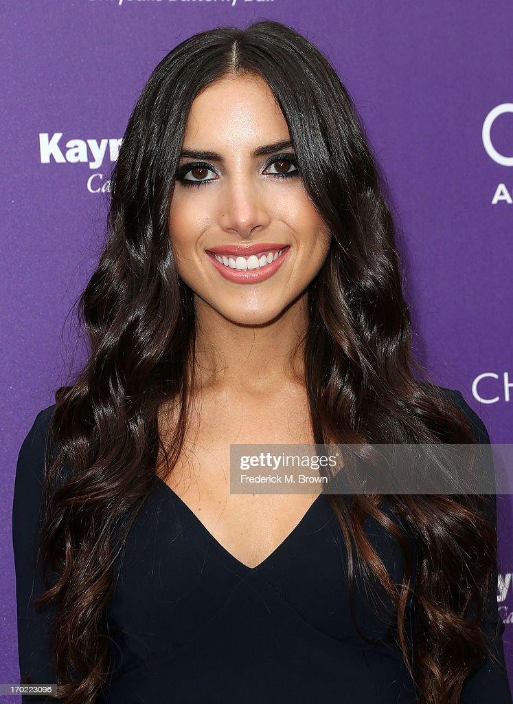 Karen Brooks attends the 12th Annual Chrysalis Butterfly Ball on June 8, 2013 in Los Angeles, California.