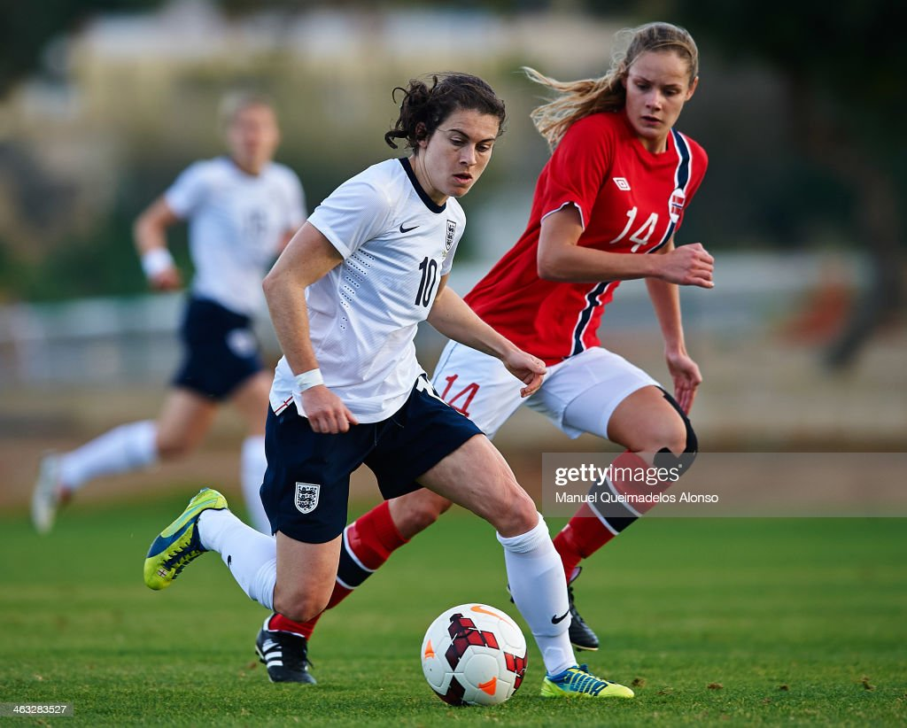 England Women v Norway Women - Friendly Match