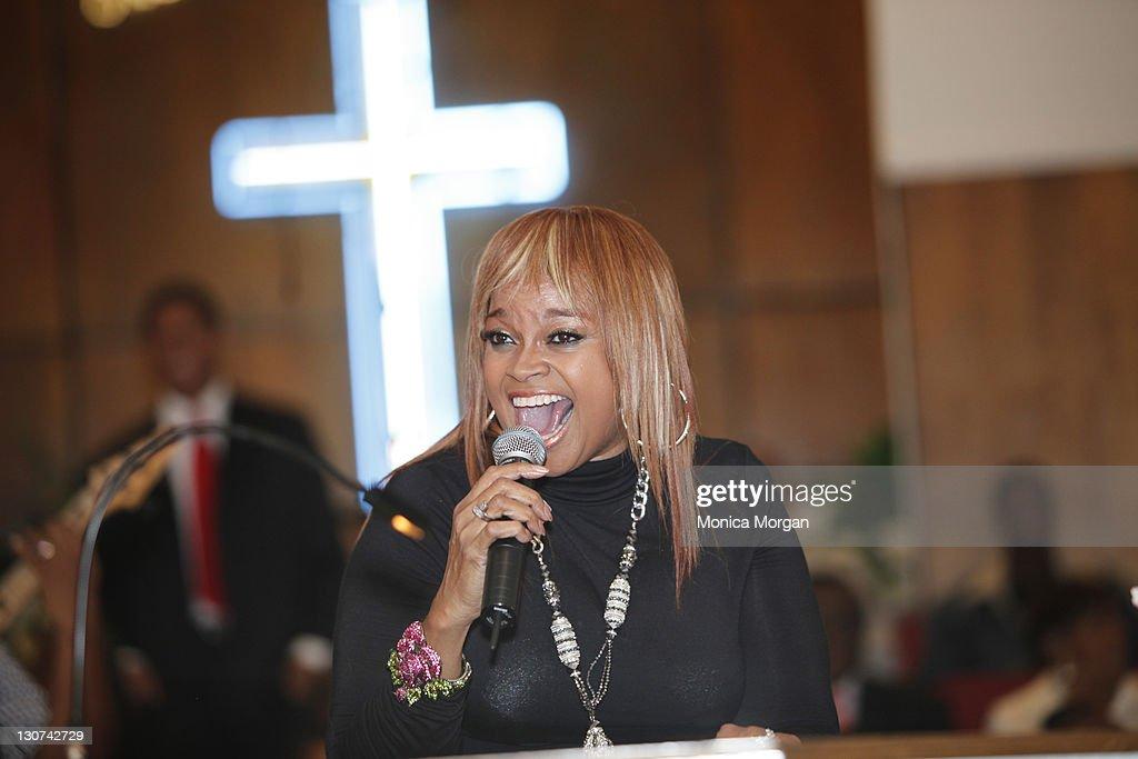 Aretha Franklin's 2011 Gospel Concert