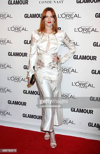 Karen Elson attends the 2014 Glamour Women Of The Year Awards at Carnegie Hall on November 10 2014 in New York City