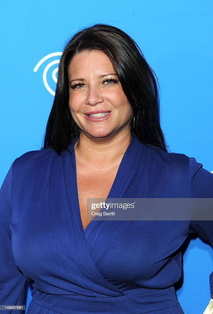 Karen Gravano attends the Time Warner Cable Media 'Cabletime' Upfront at Yotel Hotel on June 7, 2012 in New York City.