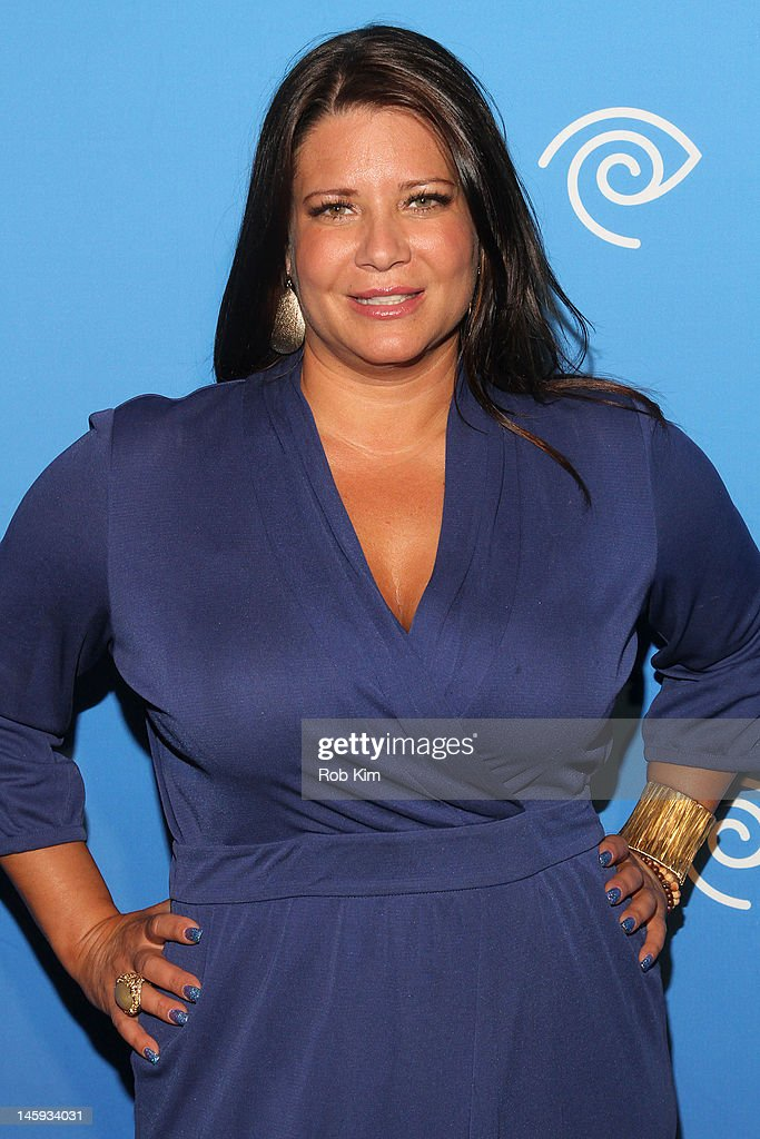 Karen Gravano of VH1's Mob Wives attends the Time Warner Cable Media 'Cabletime' Upfront at Yotel Hotel on June 7, 2012 in New York City.