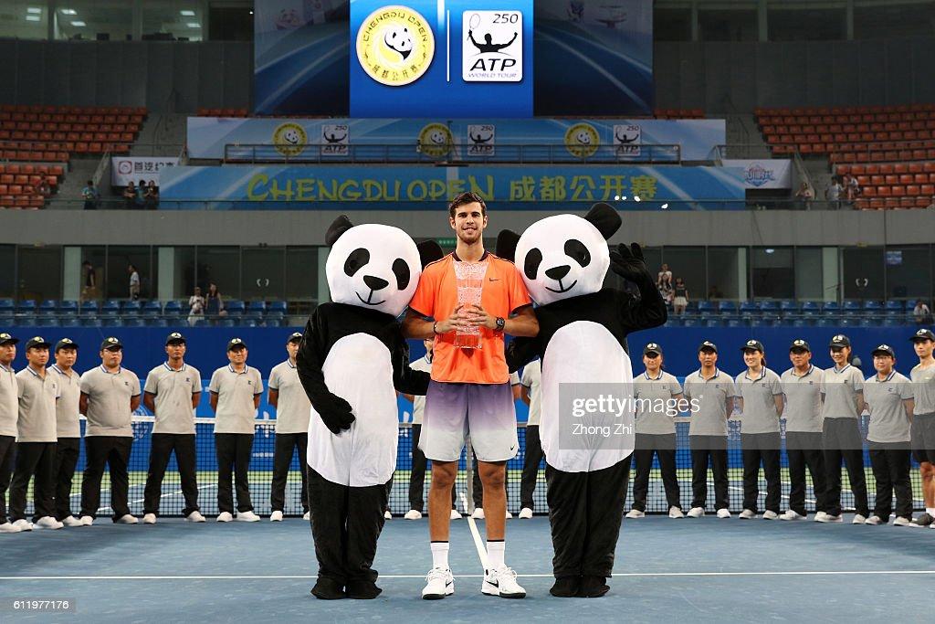 ATP Chengdu Open 2016 - Day 7