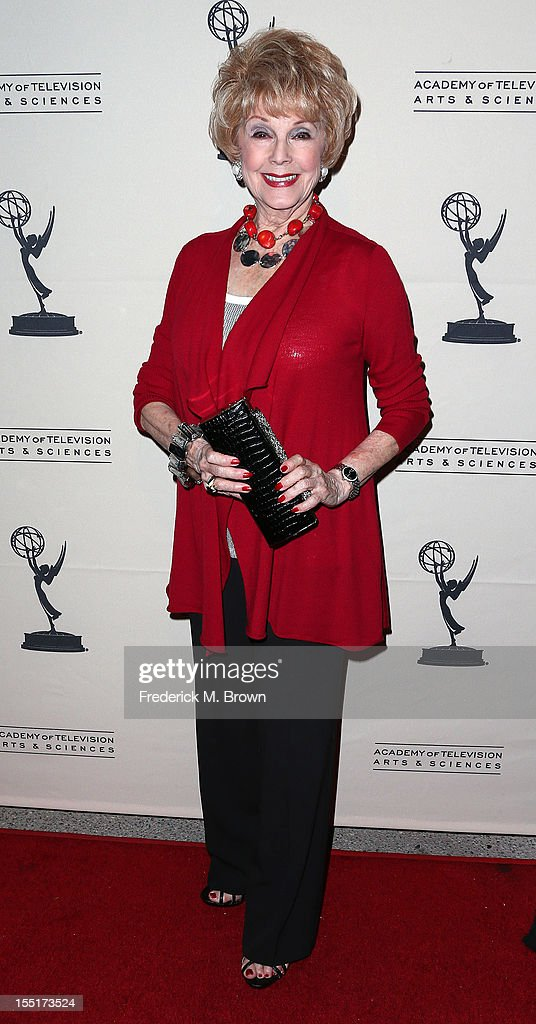 Karen Kramer attends The Academy Of Television Arts & Sciences' Presents 'The Choreographers: Yesterday, Today and Tomorrow at the Leonard H. Goldenson Theatre on November 1, 2012 in North Hollywood, California.