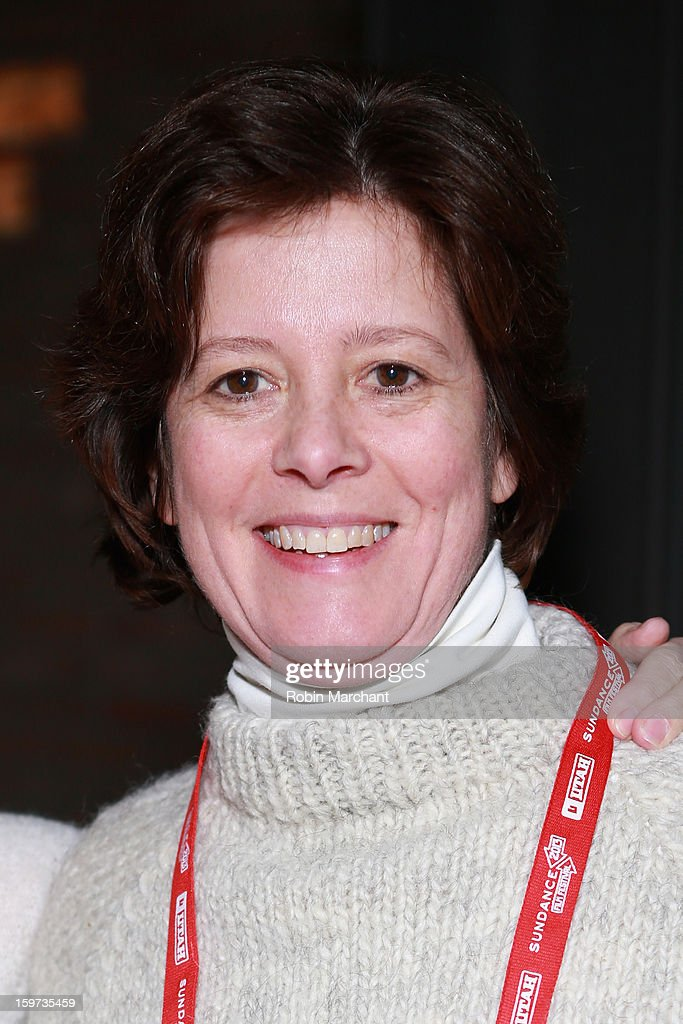 Karen Magee attends the Time Warner Reception at Riverhorse Cafe during the 2013 Sundance Film Festival on January 19, 2013 in Park City, Utah.