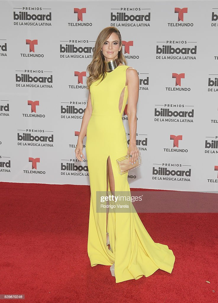 Karen Martinez attends the Billboard Latin Music Awards at Bank United Center on April 28, 2016 in Miami, Florida.
