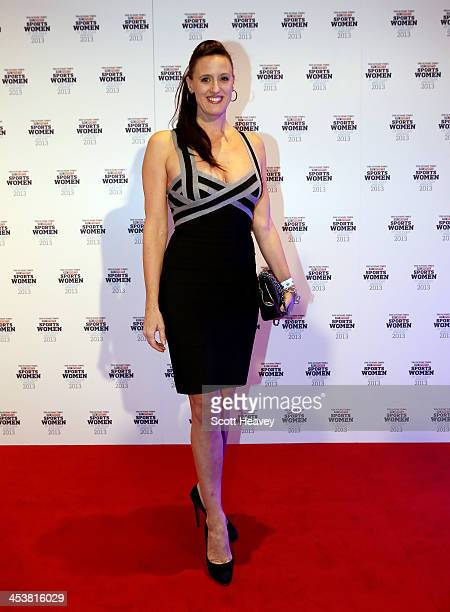 Karen Pickering attends The Sunday Times Sky Sports Sportswomen of the Year awards at Sky on December 5 2013 in Isleworth England