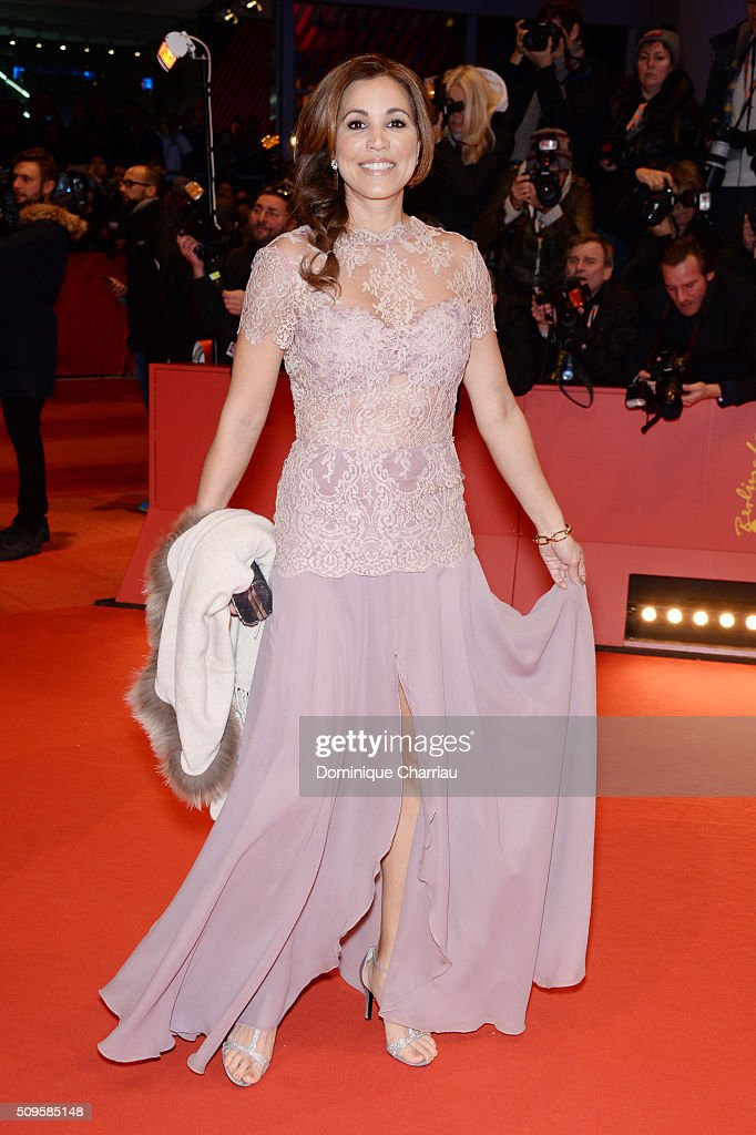 Karen Webb attends the 'Hail, Caesar!' premiere during the 66th Berlinale International Film Festival Berlin at Berlinale Palace on February 11, 2016 in Berlin, Germany.
